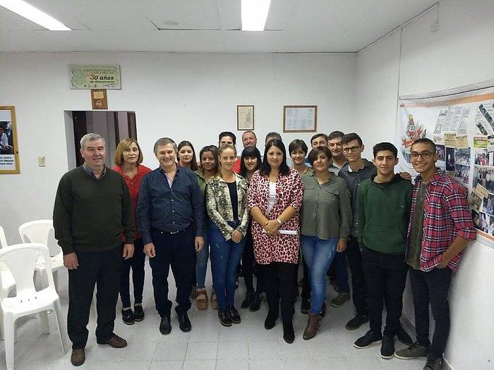 Emilse Utrera es la candidata de la UCR a la Intendencia de Brinkmann