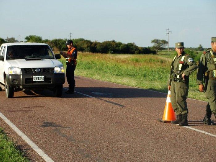 Gendarmería incautó mercadería ilegal en Freyre