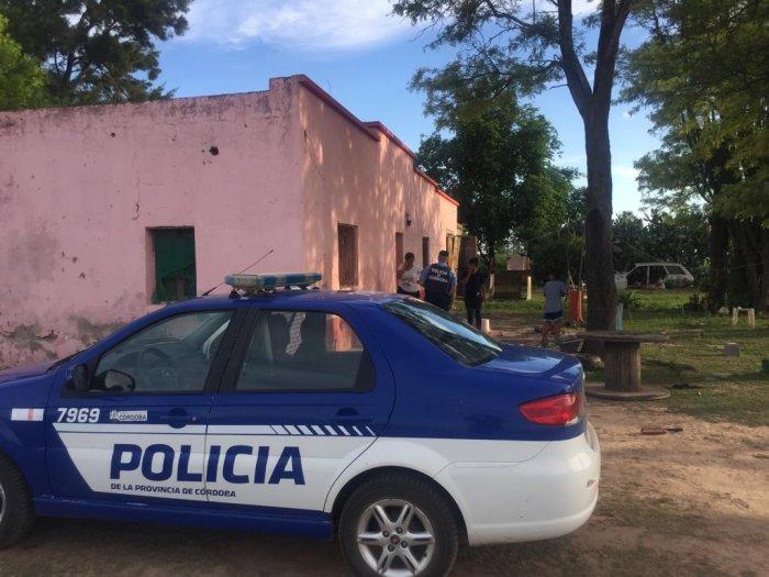 Incautaron armas en zona rural de Brinkmann