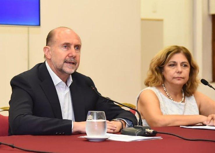 Coronavirus: Perotti anunció ayuda alimentaria a familias vulnerables