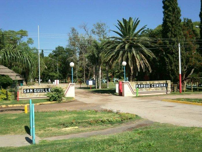 Se rehabilita el Parque Municipal de San Guillermo