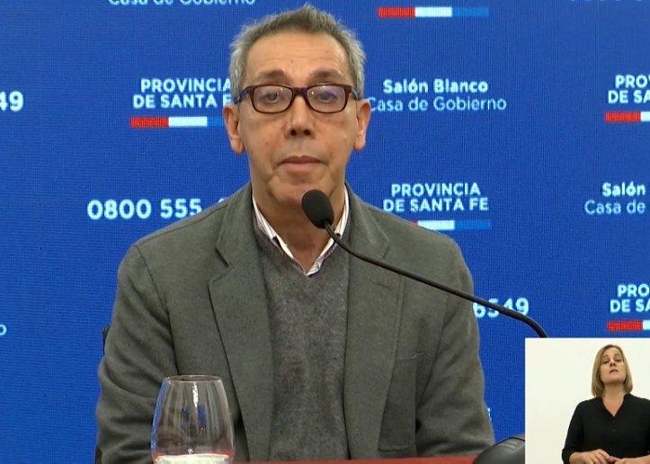 Prieto pidió responsabilidad individual para evitar brotes