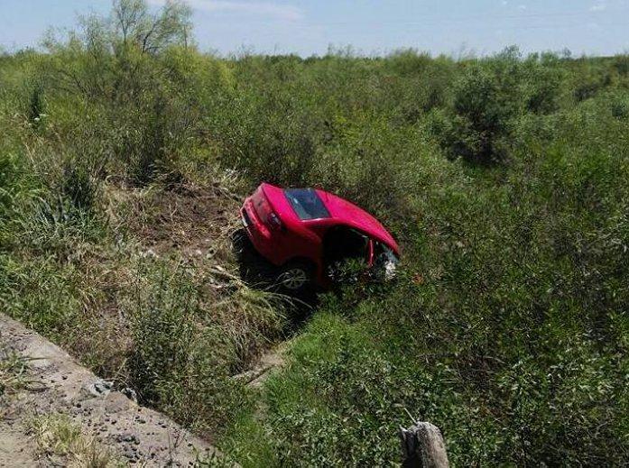 Accidentes en jurisdicción de San Cristóbal
