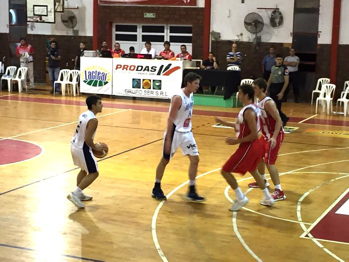 Federal: Sportivo volvió a mostrar su fortaleza de local